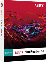 ABBYY FineReader 14 Enterprise на 1 год (версия для скачивания)