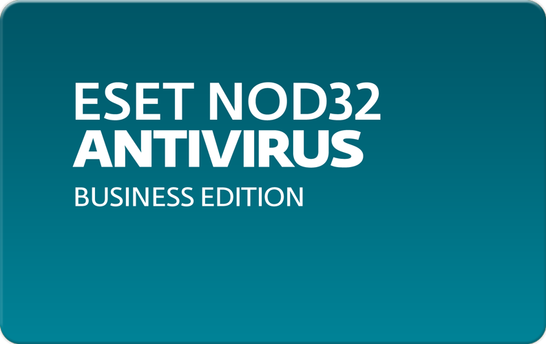 ESET NOD32 Antivirus Business Edition newsale for 11 users