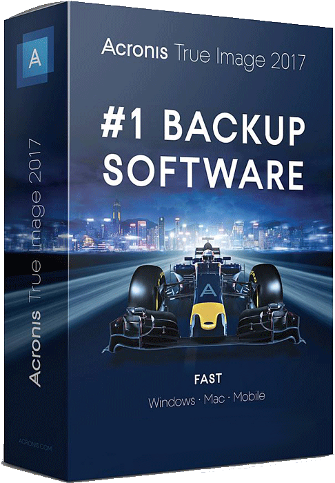 Acronis True Image Subscription 3 Computers + 1 TB Acronis Cloud Storage - 1 year subscription 1 - 9 лицензий