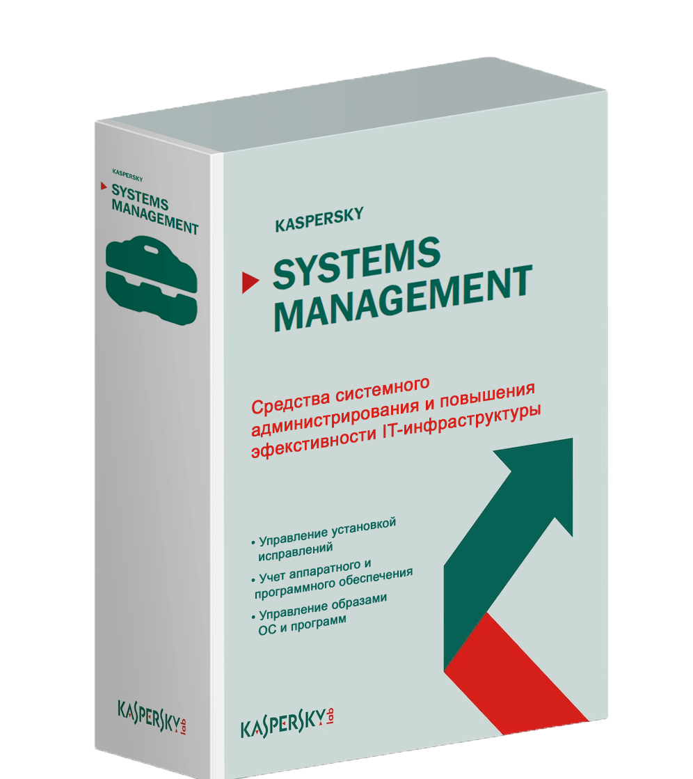Kaspersky Systems Management Russian Edition. 25-49 System Management Node 2 year Base License