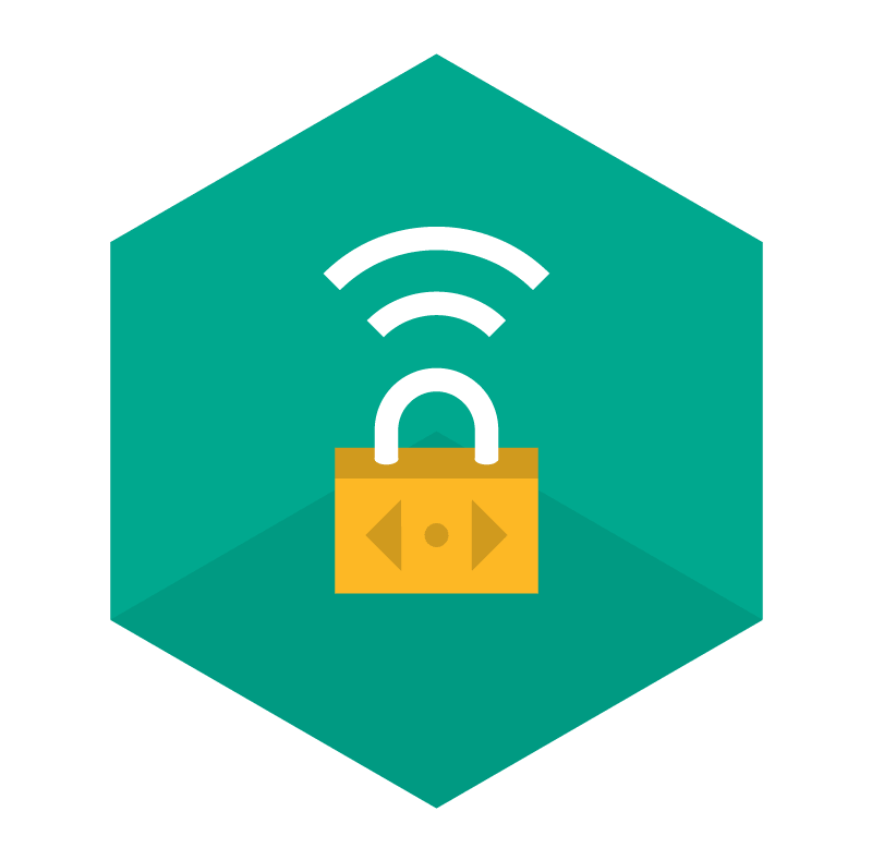 Kaspersky Secure Connection Russian Edition. 1-User; 5-Device 1 month Base Download Pack