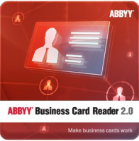 ABBYY Business Card Reader 2.0 для Windows [Цифровая версия]