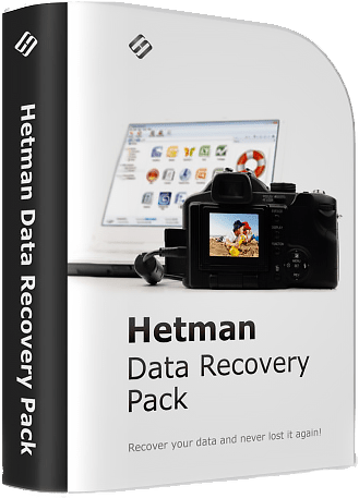Hetman Data Recovery Pack Домашняя версия