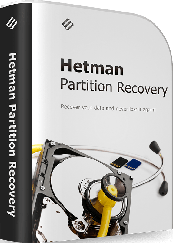 Hetman Partition Recovery Домашняя версия