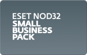 Антивирус  ESET NOD32 Small Business Pack (5 ПК, 1 год)