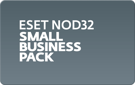 ESET NOD32 Small Business Pack renewal for 3 user