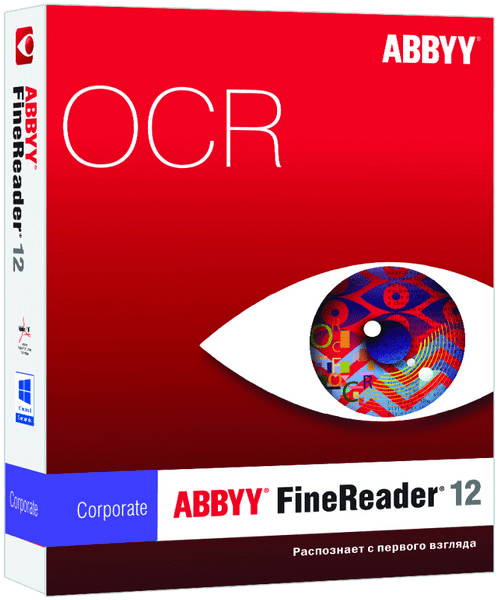 ABBYY FineReader 12 Corporate Full (Per Seat)