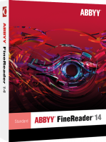 ABBYY FineReader 14 Standard на 1 год (версия для скачивания)