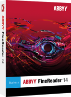 ABBYY FineReader 14 Business на 1 год (версия для скачивания)