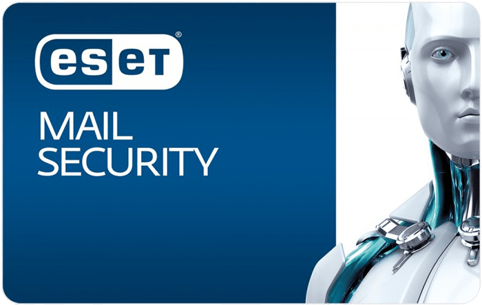 ESET Mail Security для Microsoft Exchange Server newsale for 110 mailboxes