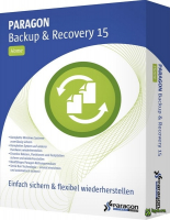 Paragon Backup & Recovery Home 15 (1 лицензия)