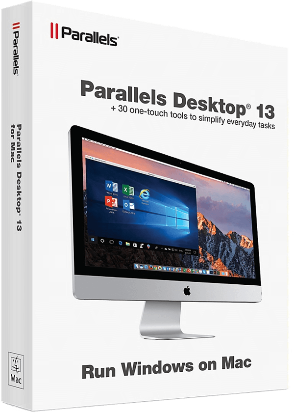 Parallels Desktop 13 for Mac Pro Edition (1 год) [Цифровая версия]